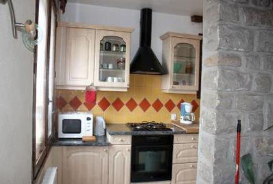 Casa vacanza in Doucier, Franche-Comté - Cucina