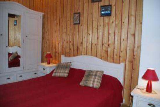Casa vacanza in Doucier, Franche-Comté - Camera da letto