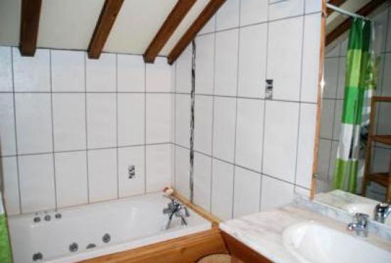 Casa vacanza in Doucier, Franche-Comté - Sala da bagno