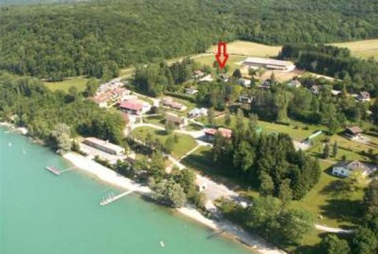 Location de vacances en Doucier, Franche-Comté - Lac de Chalain