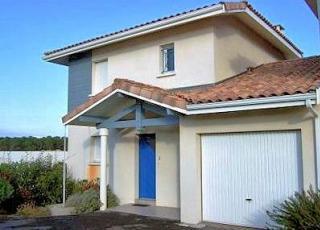 Vakantiehuis in Biscarrosse-Plage aan zee, in Aquitaine.