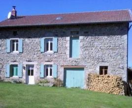 Ferienhaus in Beaune-sur-Arzon, in Auvergne.