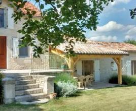 Casa vacanza in Dordogne-Limousin in Lalbenque (Francia)