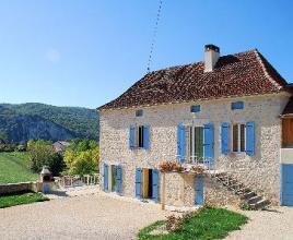 Casa vacanze con piscina in Tour-de-Faure, in Dordogne-Limousin