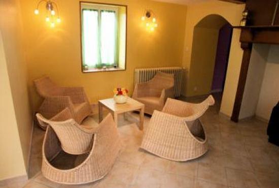Casa vacanza in Tour-de-Faure, Dordogne-Limousin - Angolo soggiorno
