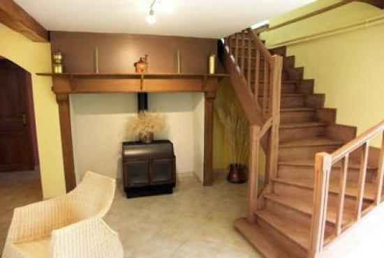 Holiday house in Tour-de-Faure, Dordogne-Limousin - Fireplace
