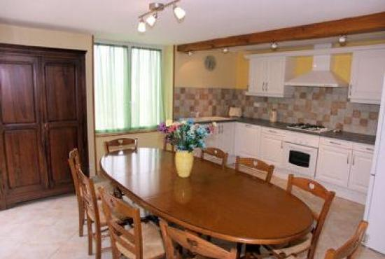 Holiday house in Tour-de-Faure, Dordogne-Limousin - Dining area