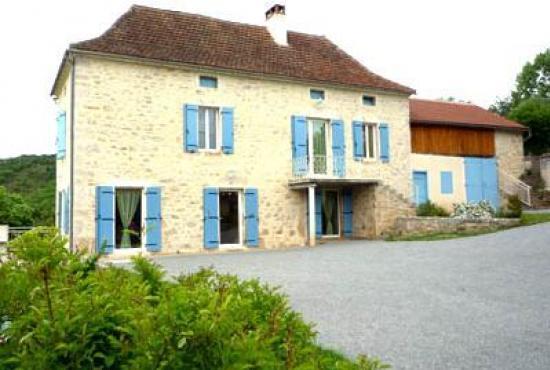 Casa vacanza in Tour-de-Faure, Dordogne-Limousin - La casa