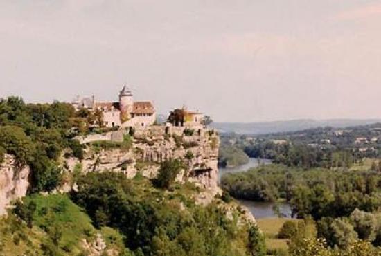 Vakantiehuis in Tour-de-Faure, Dordogne-Limousin - Saint-Cirq-Lapopie