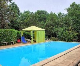 Vakantiehuis in Duravel met zwembad, in Dordogne-Limousin.