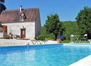 Vakantiehuis in Saint-Clair met zwembad, in Dordogne-Limousin