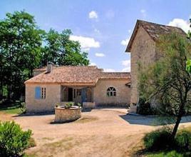 Vakantiehuis met zwembad in Aquitaine in Montaut (Frankrijk)