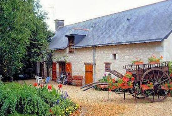 Casa vacanza in Longué, Pays de la Loire - La casa