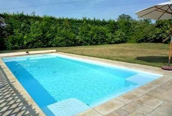 Casa vacanza in Longué, Pays de la Loire - Piscina