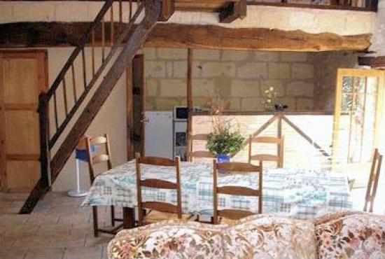 Casa vacanza in Longué, Pays de la Loire - Angolo da pranzo