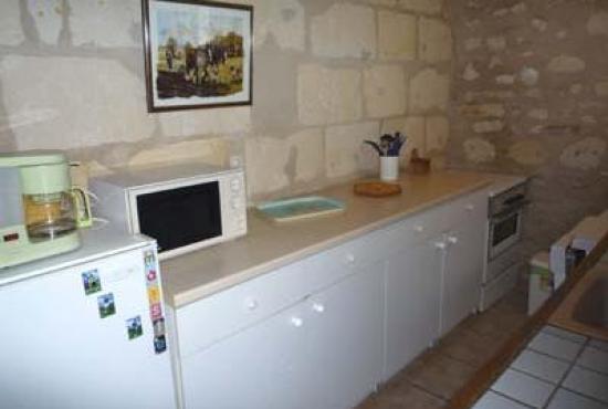 Location de vacances en Longué, Pays de la Loire - Cuisine
