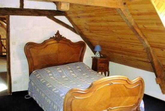 Location de vacances en Longué, Pays de la Loire - Chambre