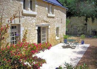 Vakantiehuis in Dénezé-sous-Doué, in Loire.