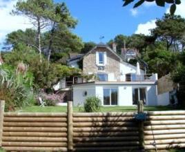 Ferienhaus in Anse-du-Brick am Meer, in Normandie.