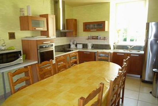 Holiday house in Périers, Normandy - Kitchen