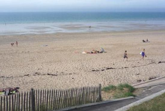 Holiday house in Périers, Normandy - Beach