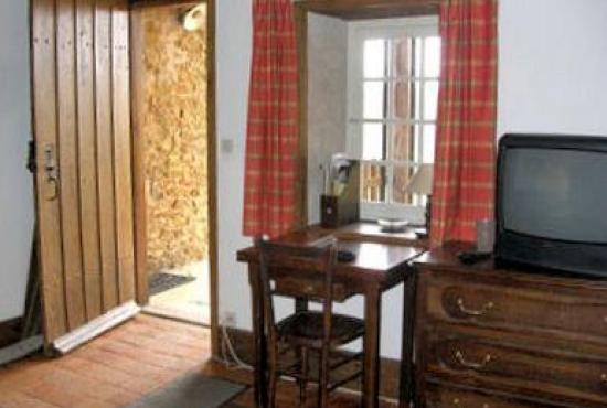 Holiday house in Héry, Burgundy - Livingroom