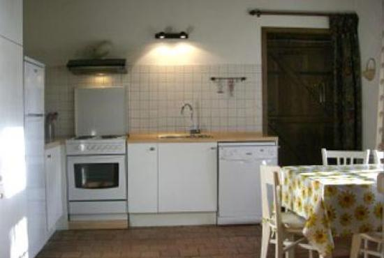 Holiday house in Héry, Burgundy - Kitchen