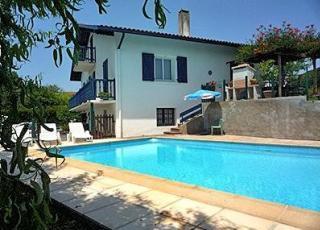 Vakantiehuis in Arcangues met zwembad, in Aquitaine.