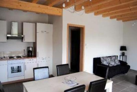 Holiday house in Nothalten, Alsace - Livingroom