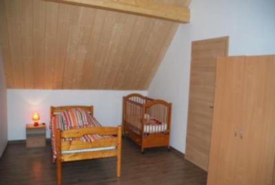 Holiday house in Nothalten, Alsace - Bedroom