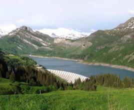 Location de vacances en Alpes en Séez (France)