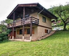 Vakantiehuis in Séez, in Alpen.