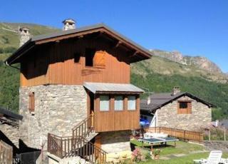 Vakantiehuis in Praranger, in Alpen.