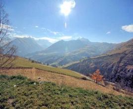 Chalet in Alpen in Saint-Jean-d'Arves (Frankrijk)