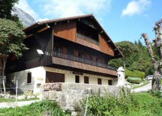 Vakantiehuis in Thônes, in Alpen.