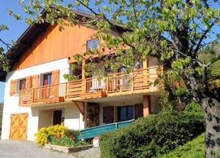 Vakantiehuis in Frontenex met zwembad, in Alpen.