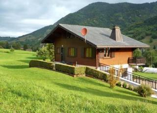 Vakantiehuis in Vacheresse, in Alpen.
