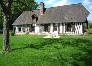 Vakantiehuis in Bertreville-Saint-Ouen, in Normandië.