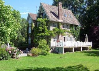 Vakantiehuis in Saint-Aubin-sur-Scie, in Normandië.