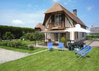 Vakantiehuis in Clasville, in Normandië.