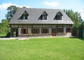 Vakantiehuis in Tocqueville-en-Caux, in Normandië.