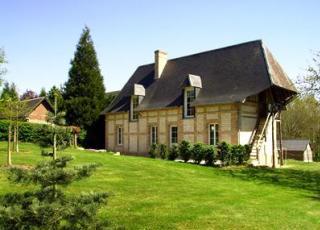 Vakantiehuis in Arelaune-en-Seine, in Normandië.