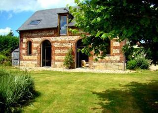 Vakantiehuis in Riville, in Normandië.