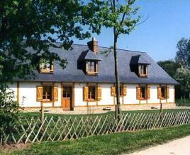Vakantiehuis in Bailleul-Neuville, in Normandië.