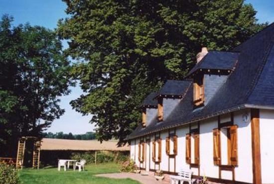 Vakantiehuis in Bailleul-Neuville, Normandië - Het huis
