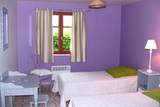 Vakantiehuis in Bailleul-Neuville, Normandië - Slaapkamer