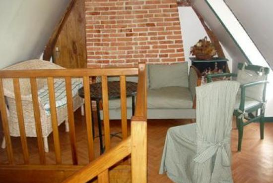 Vakantiehuis in Bailleul-Neuville, Normandië - Overloop