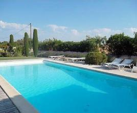 Holiday house in Fauroux with pool, in Dordogne-Limousin