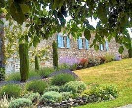 Ferienhaus in Fauroux mit Pool, in Dordogne-Limousin.