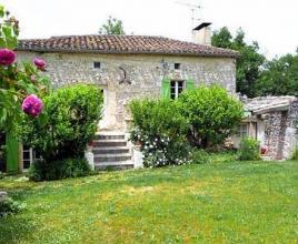 Casa vacanza con piscina in Dordogne-Limousin in Lacour-de-Visa (Francia)